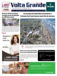 Jornal Volta Grande | Edição 1157 Forq/Veneza