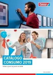 Catálogo geral tesa 2019