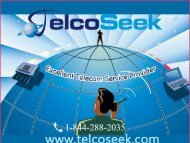 Excellent telecom service provider in the Phoenix – TelcoSeek