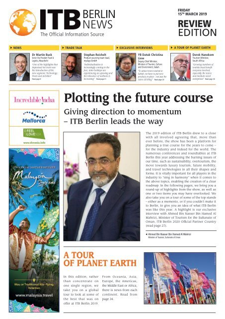 ITB Berlin News 2019 - Review Edition