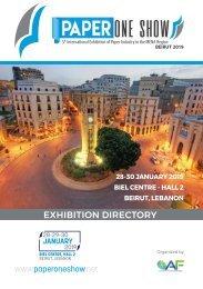 Paperoneshow Dubai 2020 Brochure