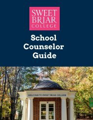 School Counselor Guide - Class of 2022