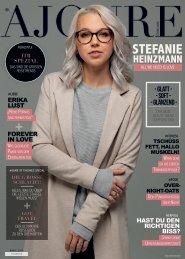 AJOURE´ Magazin April 2019