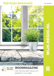 Emagazine Wijk Regio april 2019