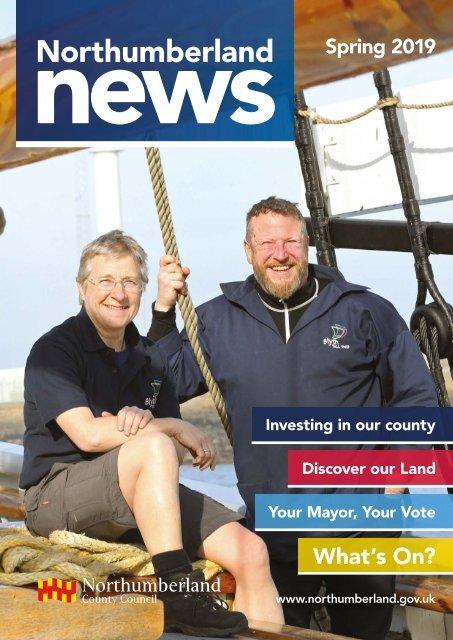 Northumberland News Spring 2019
