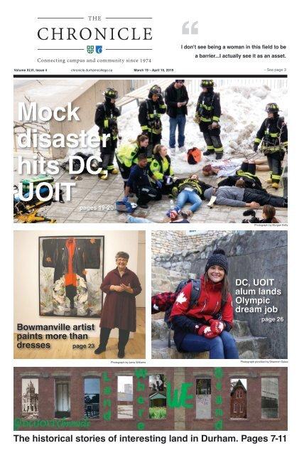 Durham Chronicle 18-19 Issue 04