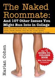 [PDF] free The Naked Roommate: And 107 Other Issues You Might Run Into in College by Harlan Cohen [PDF EPUB KINDLE]