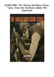 -STARTLING-The-Harley-Davidson-Story-Tales-