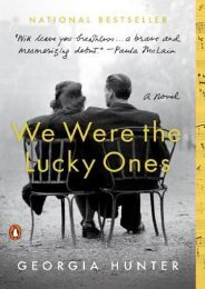 Download [Pdf] We Were the Lucky Ones by Georgia Hunter TRIAL EBOOK