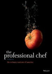 Download [PDF] The Professional Chef by Culinary Institute of America [PDF books]