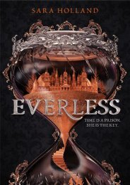 [PDF] free Everless (Everless, #1) by Sara  Holland Full Pages