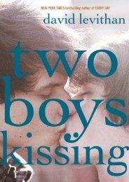 [GET] PDF Two Boys Kissing by David Levithan pDf books