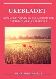 Ukebladet 12