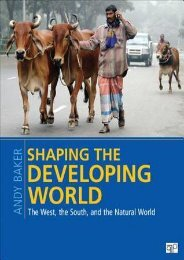 Read [PDF] Shaping the Developing World: The West, the South, and the Natural World by Andy Baker Ebook Download