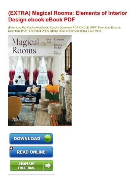 interior design pdf ebook free download sites