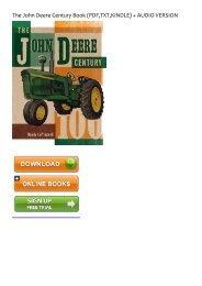 (ADVANTAGE) The John Deere Century ebook eBook PDF