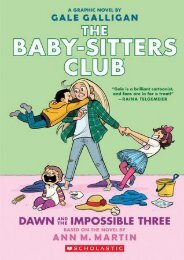 Download-Pdf-Dawn-and-the-Impossible-Three-Baby-Sitters-Club-Graphic-Novels-5-by-Gale-Galligan-EPUB-PDF