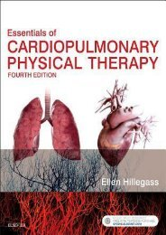 BEST PDF Essentials of Cardiopulmonary Physical Therapy by Ellen Hillegass FOR ANY DEVICE