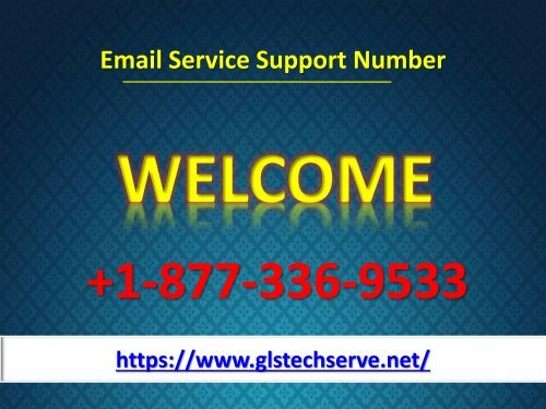 Technical Support For Email Help Number 1877-503-0107