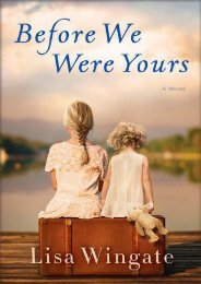 PDF Before We Were Yours by Lisa Wingate Ebook Download