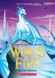[BOOK] Winter Turning (Wings of Fire, #7) by Tui T. Sutherland TRIAL EBOOK