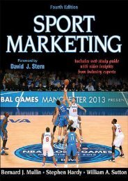 [Download] Free Sport Marketing 4th Edition with Web Study Guide by Bernard J. Mullin Full ONLINE