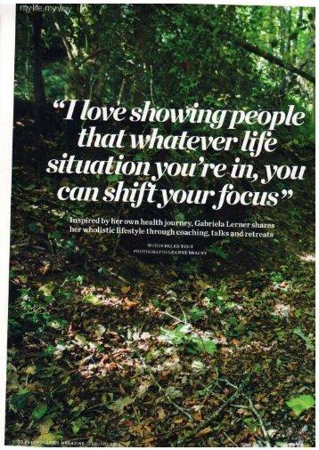 psychologies magazine 2019