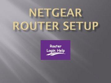 ROUTER LOGIN HELP