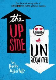 Read PDF The Upside of Unrequited by Becky Albertalli Download file