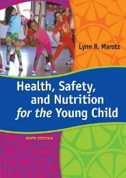 Download [PDF] Health, Safety, and Nutrition for the Young Child by Lynn R. Marotz TRIAL EBOOK