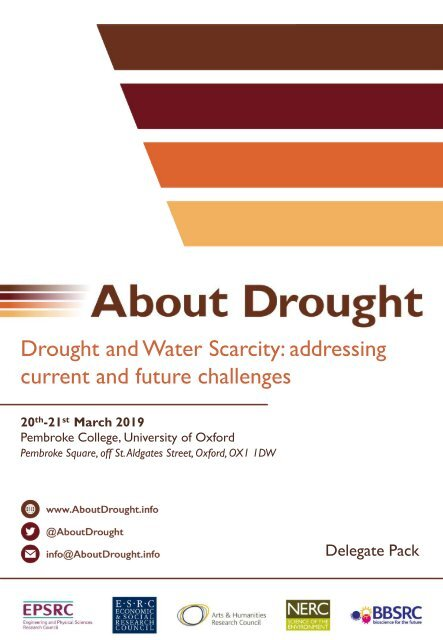 DelegatePack_DroughtConference_20-21March2019
