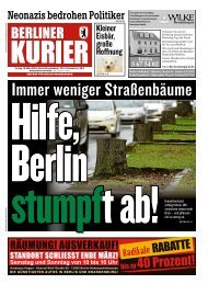 Berliner Kurier 15.03.2019