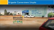 Brigade Cornerstone Utopia Brochure