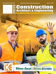 Focus Construction Architect Engineering March 2019