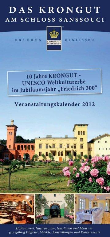 DAS KRONGUT - Krongut Bornstedt