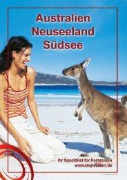 Australien/Neuseeland/Südsee