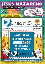 Revista del Barrio Jesús Nazareno - Abril 2019