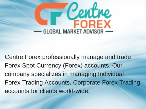 Best forex managers forex charts eur/usd