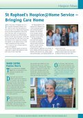 hospice brochure - St Raphael's Hospice - Page 5