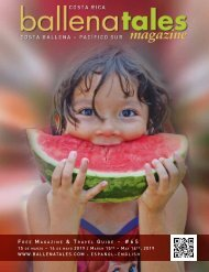South Pacific Travel Guide and Magazine #65