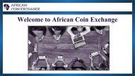 Best Cryptocurrency Exchange   African Coin Exchange