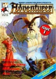 Adventurer Magazine 01