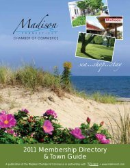 2011 Membership Directory & Town Guide - The Day