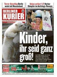 Berliner Kurier 16.03.2019