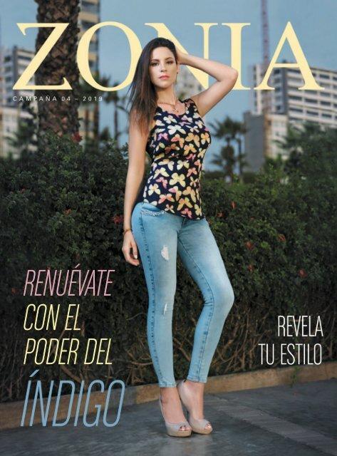 Zonia - Renuevate con el poder índigo