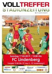 9. Ausgabe Stadionzeitung 2018/19