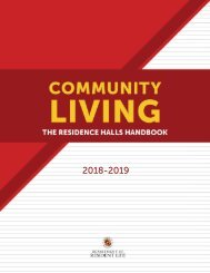 Community Living Handbook