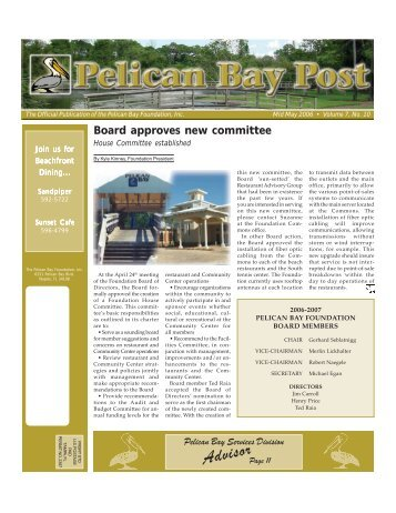 Mid May 2006 - Pelican Bay