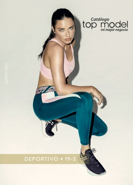 Top Model - Deportivo 19-III