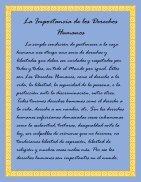 Los Derechos Humanos - Page 3